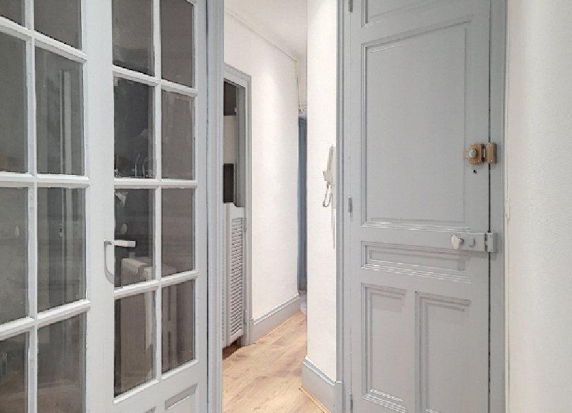 Appartement à louer 63.83m2 à Vichy