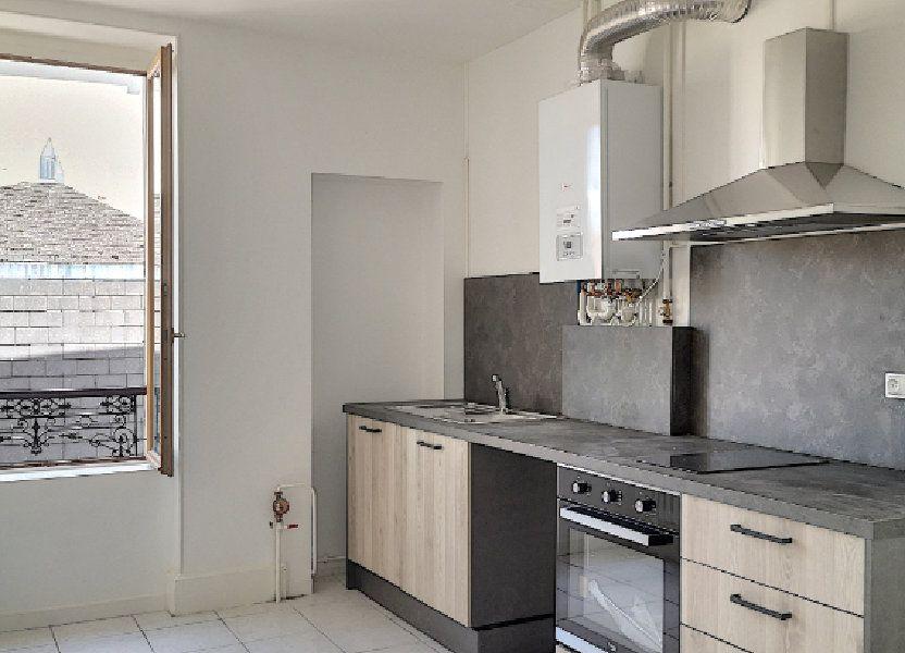 Appartement à louer 40m2 à Vichy