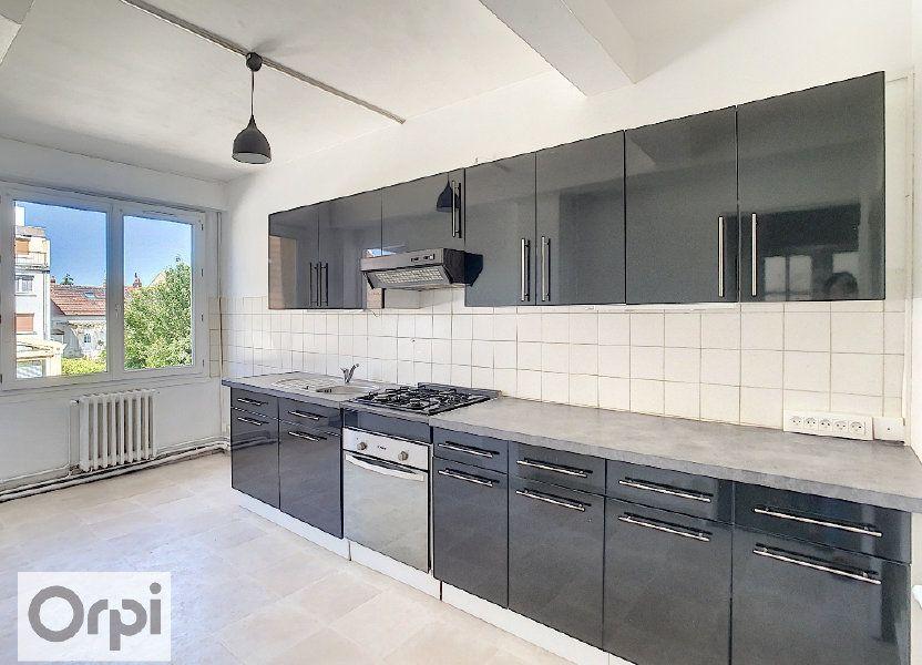 Appartement à louer 87.1m2 à Montluçon