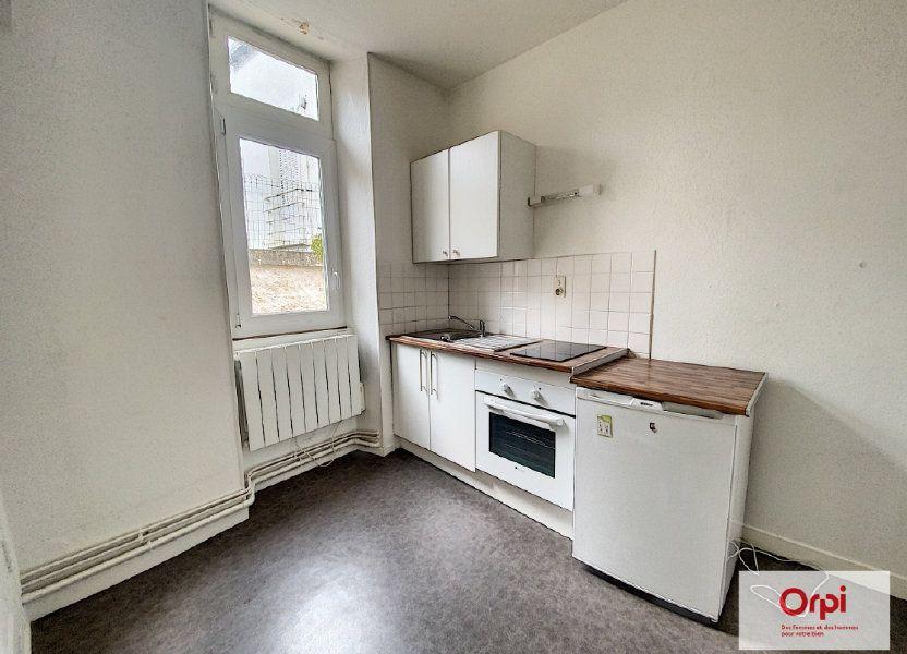Appartement à louer 24.01m2 à Montluçon