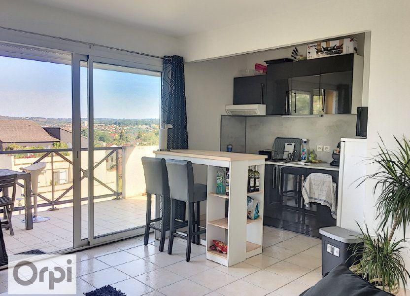 Appartement à louer 41.31m2 à Montluçon