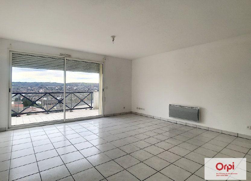 Appartement à louer 54m2 à Montluçon