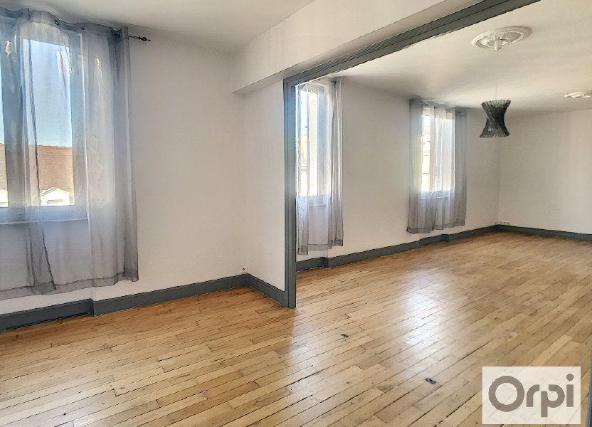 Appartement à louer 108m2 à Montluçon