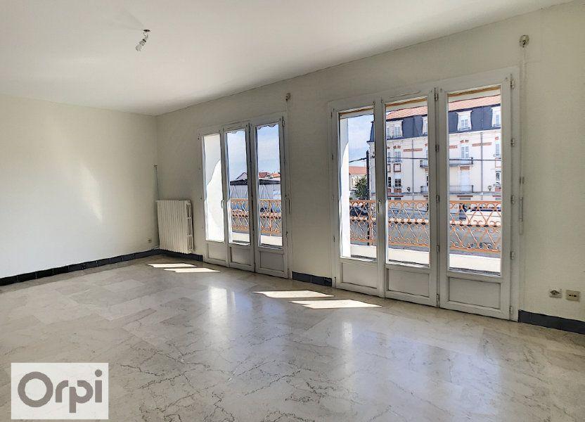 Appartement à louer 94m2 à Montluçon