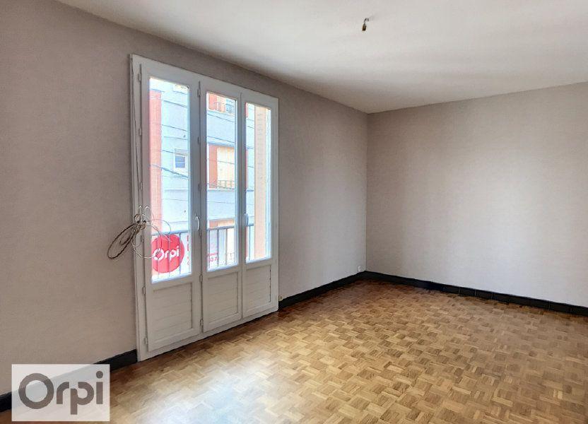 Appartement à louer 38m2 à Montluçon