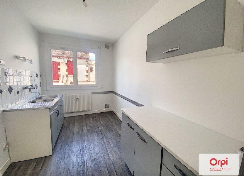 Appartement à louer 49m2 à Montluçon
