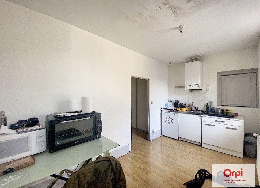 Appartement à louer 33m2 à Montluçon