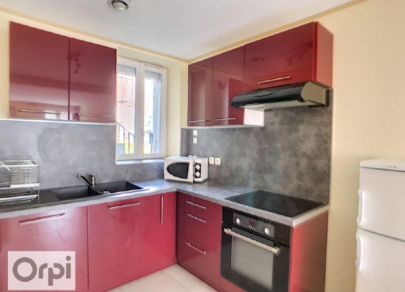 Appartement à louer 31m2 à Montluçon