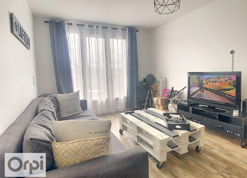 Appartement à louer 41.35m2 à Montluçon