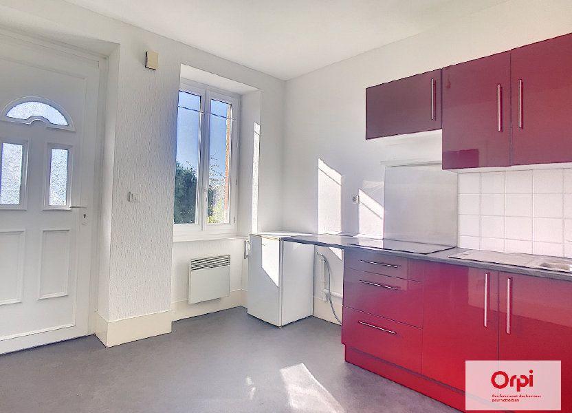 Appartement à louer 37m2 à Montluçon