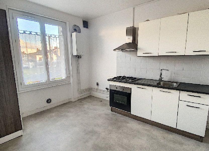 Appartement à louer 87.36m2 à Montluçon