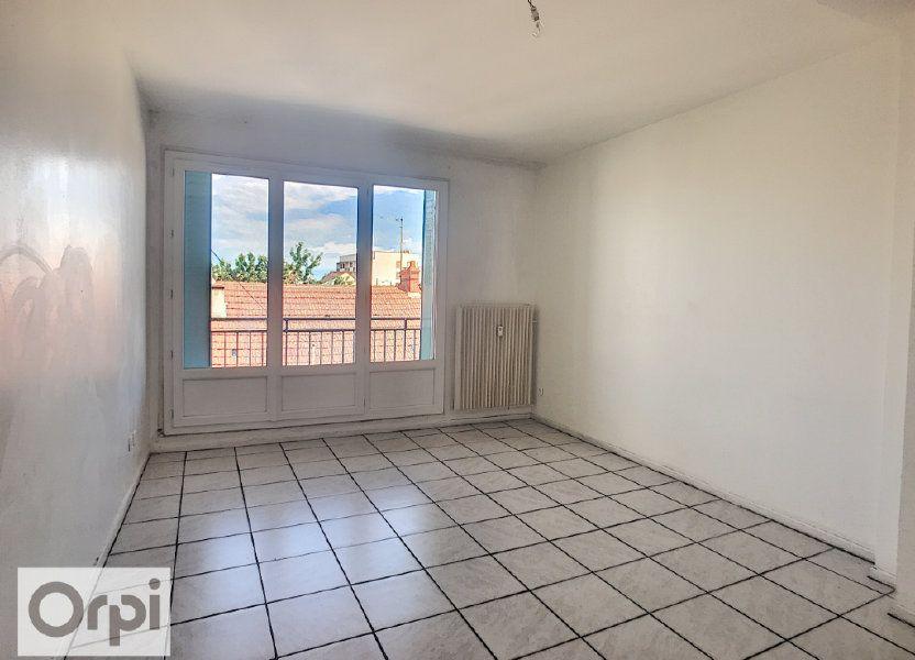Appartement à louer 62.6m2 à Montluçon
