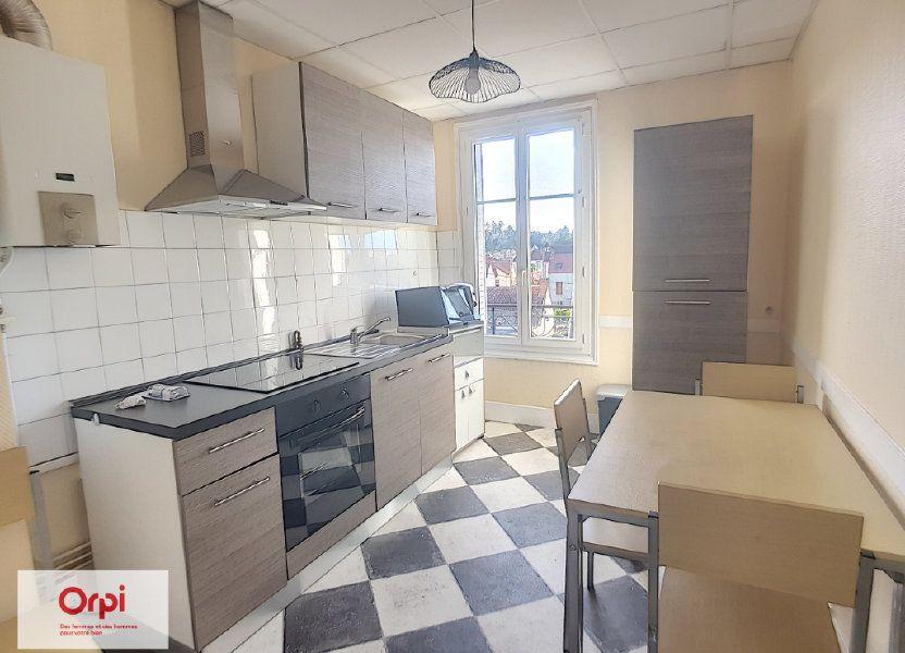 Appartement à louer 39.38m2 à Montluçon