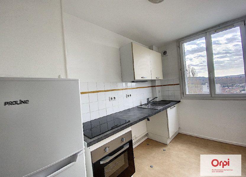 Appartement à louer 55.46m2 à Montluçon