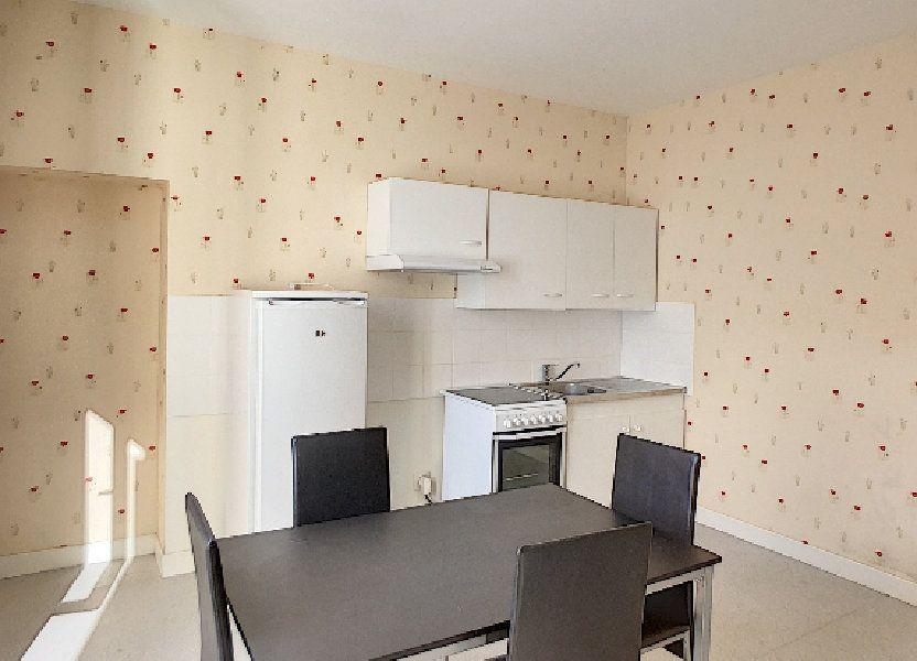 Appartement à louer 34m2 à Montluçon