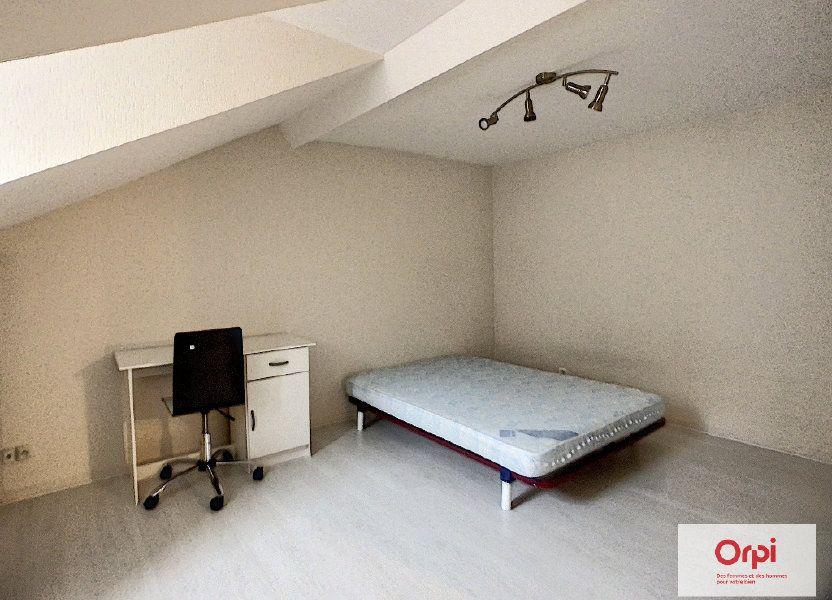 Appartement à louer 35.5m2 à Montluçon