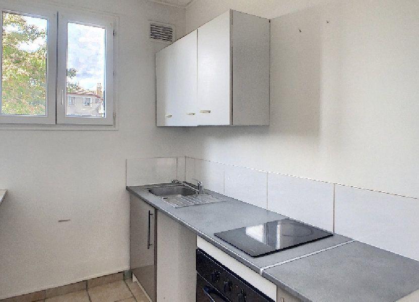 Appartement à louer 41.72m2 à Montluçon