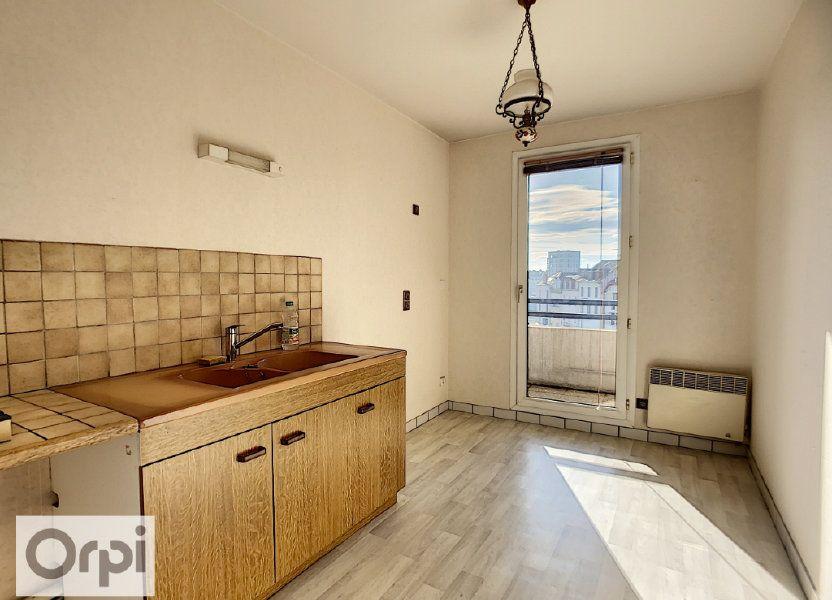 Appartement à louer 52.87m2 à Montluçon