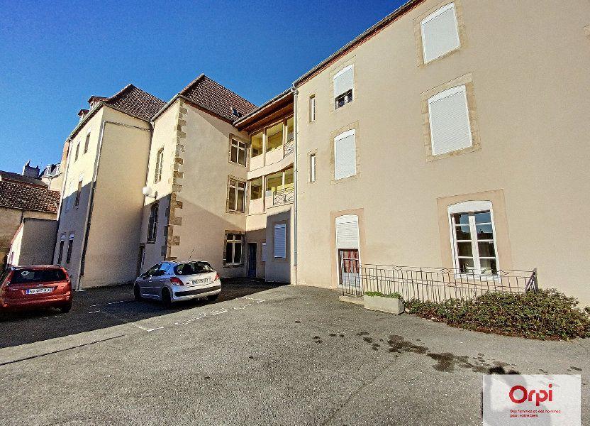 Appartement à louer 42.67m2 à Montluçon