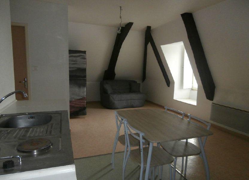 Appartement à louer 23.21m2 à Montluçon