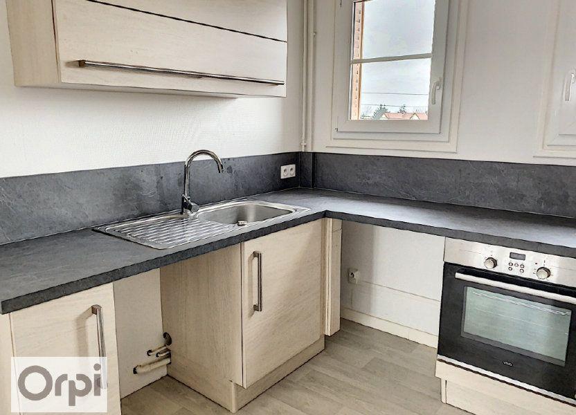 Appartement à louer 53m2 à Montluçon