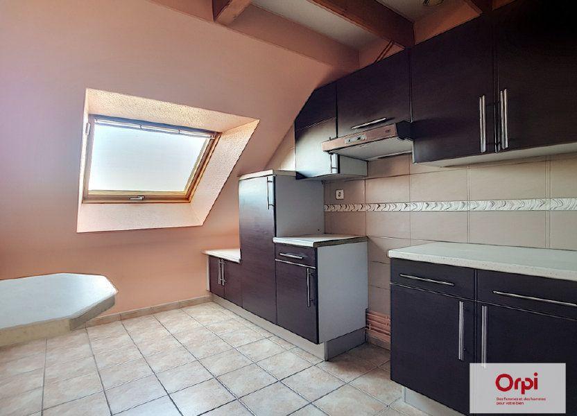 Appartement à louer 97m2 à Montluçon