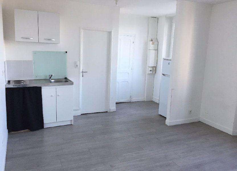 Appartement à louer 38.63m2 à Gouzon