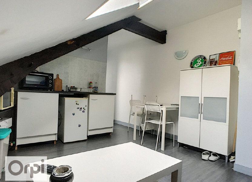 Appartement à louer 32m2 à Montluçon
