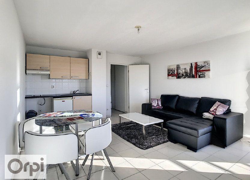 Appartement à louer 28.79m2 à Montluçon