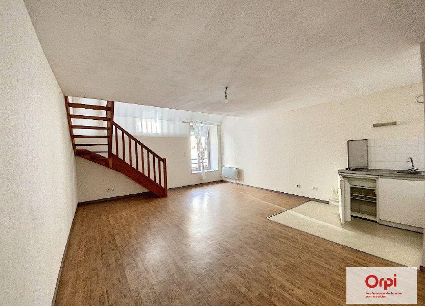 Appartement à louer 53.4m2 à Montluçon