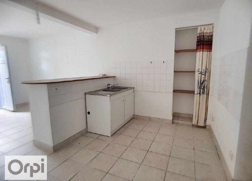 Appartement à louer 39.11m2 à Montluçon