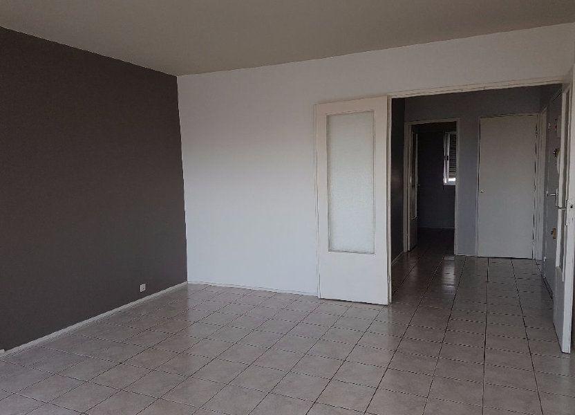 Appartement à louer 89.68m2 à Montluçon