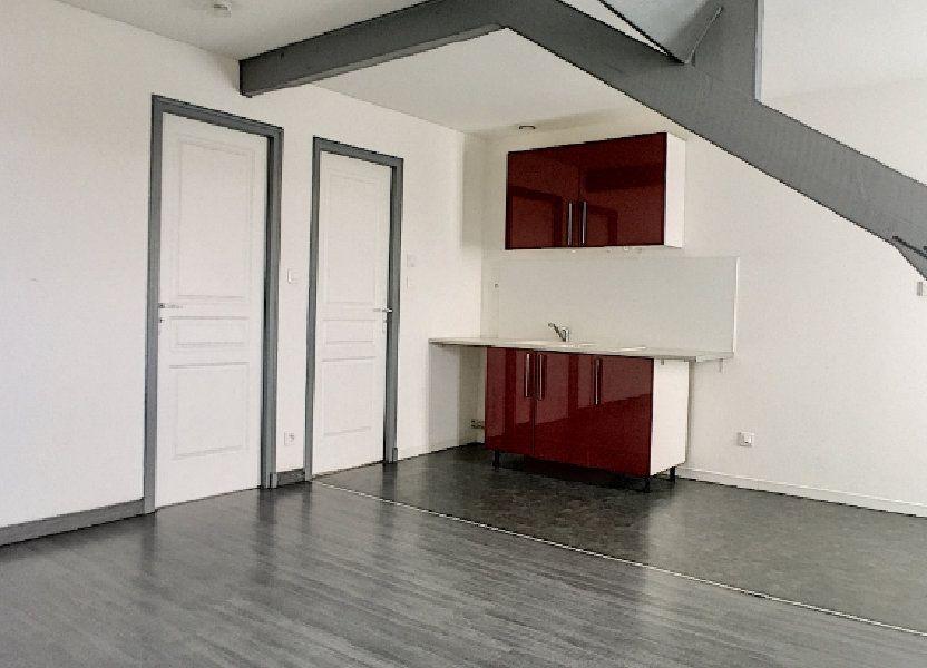 Appartement à louer 32.38m2 à Montluçon