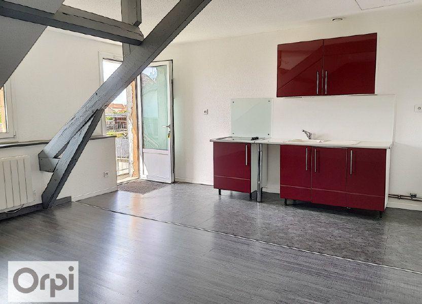 Appartement à louer 31.17m2 à Montluçon