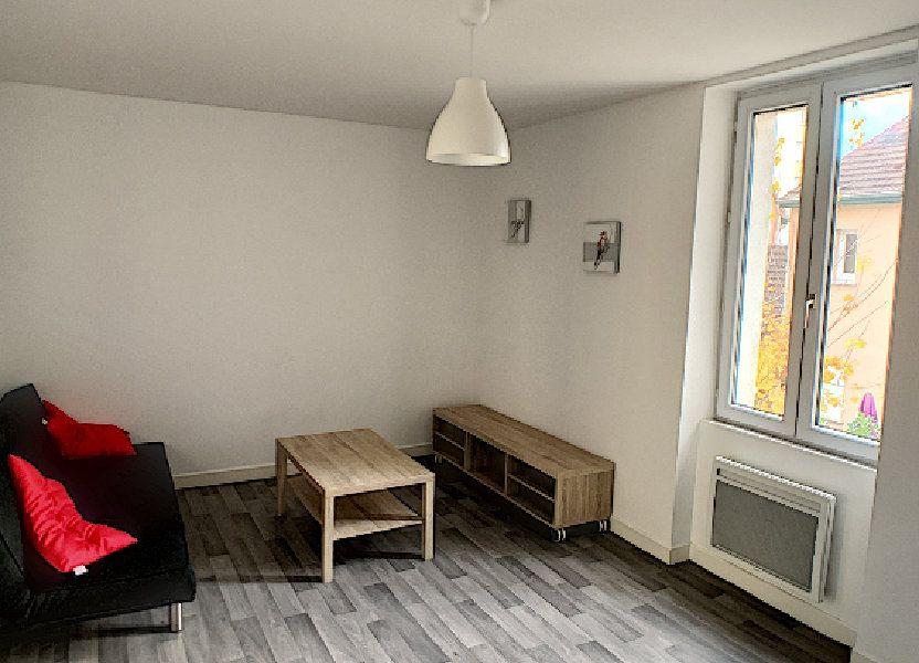 Appartement à louer 28.68m2 à Montluçon