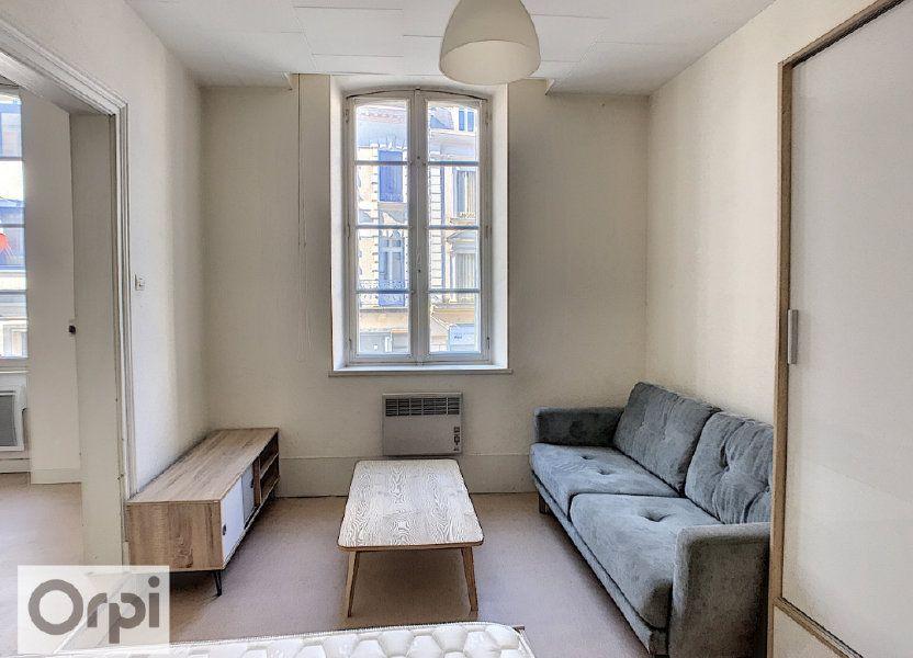 Appartement à louer 29.5m2 à Montluçon