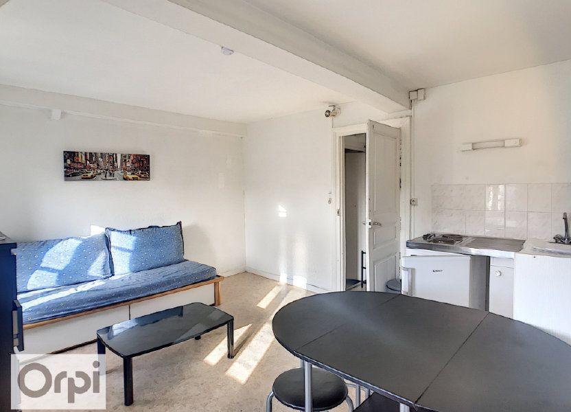 Appartement à louer 19.86m2 à Montluçon