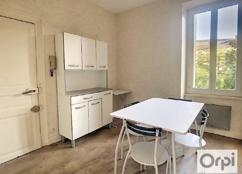 Appartement à louer 29.4m2 à Montluçon