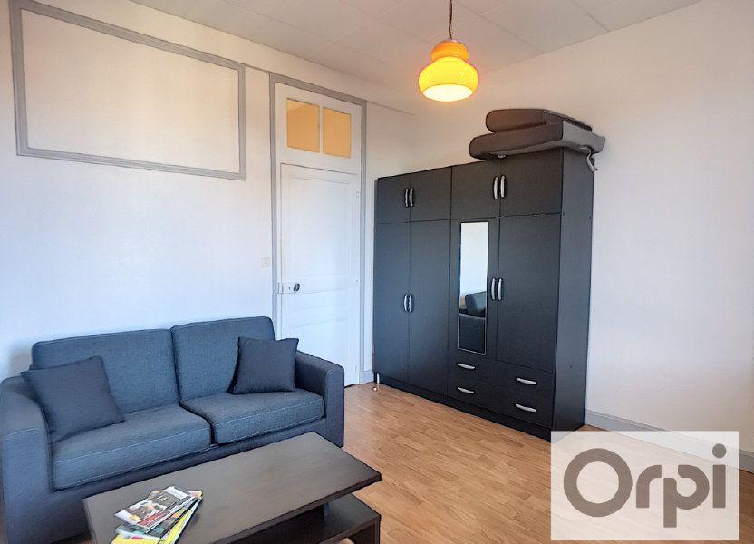 Appartement à louer 28.82m2 à Montluçon