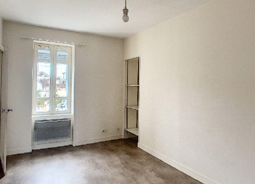 Appartement à louer 31.4m2 à Montluçon
