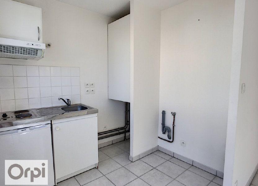 Appartement à louer 36.68m2 à Montluçon
