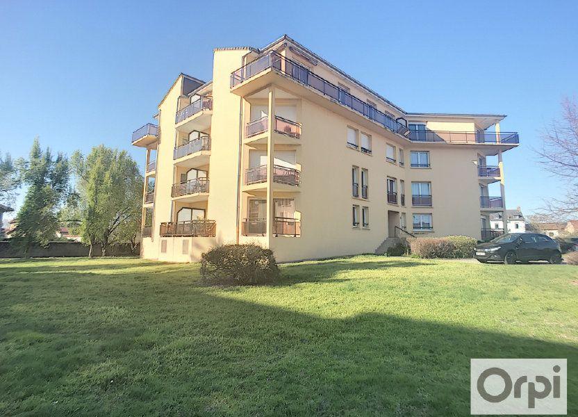 Appartement à louer 39.7m2 à Montluçon