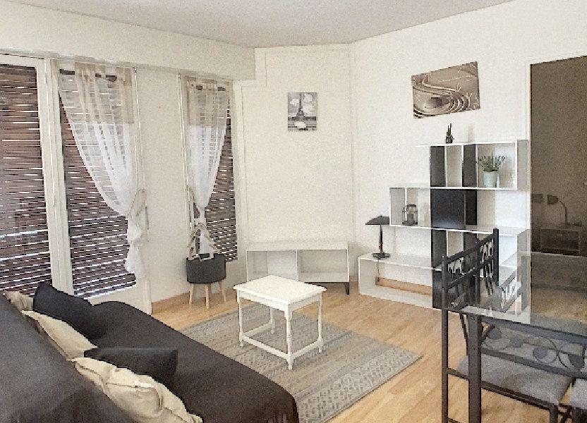 Appartement à louer 37.95m2 à Montluçon