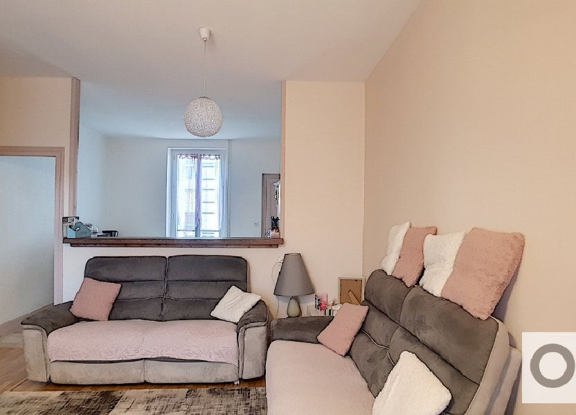 Appartement à louer 80m2 à Montluçon