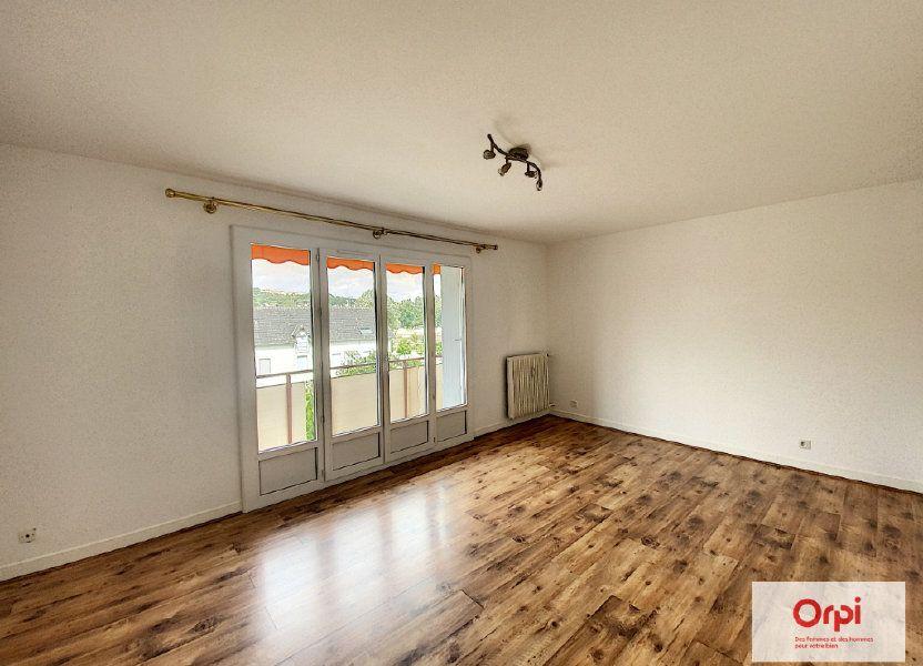Appartement à louer 64m2 à Montluçon