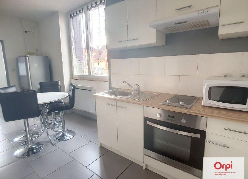 Appartement à louer 28.48m2 à Montluçon