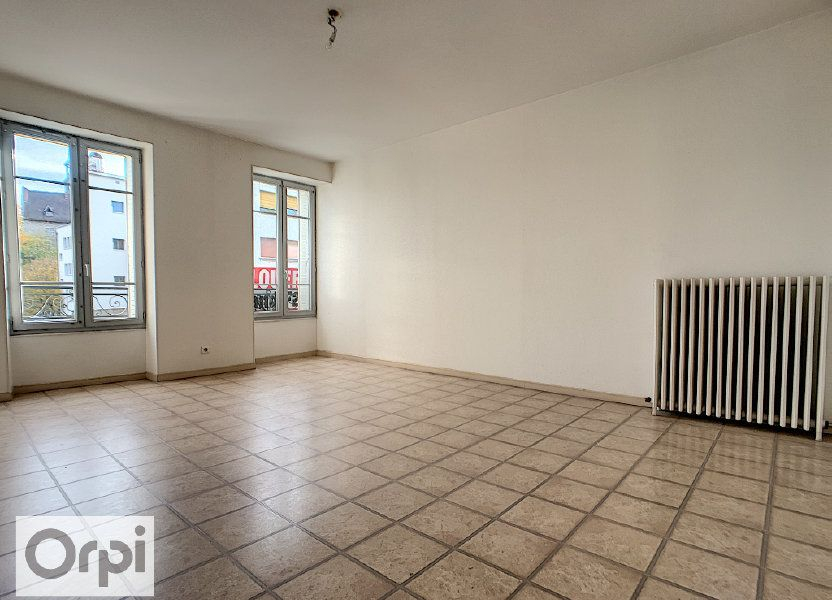 Appartement à louer 89.16m2 à Montluçon