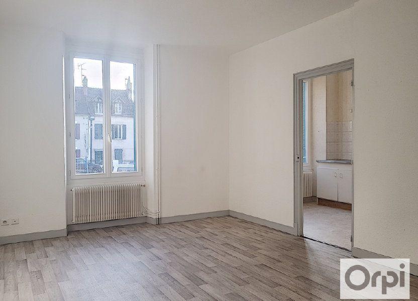 Appartement à louer 46.98m2 à Montluçon