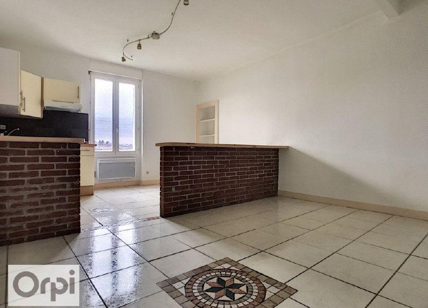 Appartement à louer 40.68m2 à Montluçon