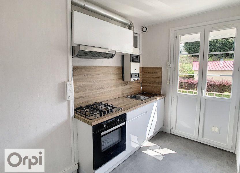 Appartement à louer 52m2 à Montluçon